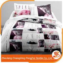 Bestes verkaufendes preiswertes gebürstetes Polyestergewebe für Bettwäsche