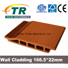 Durable Wood Plastic Composite Wall Panel