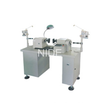 Two Flier Motor Armature Coil Winding Machine