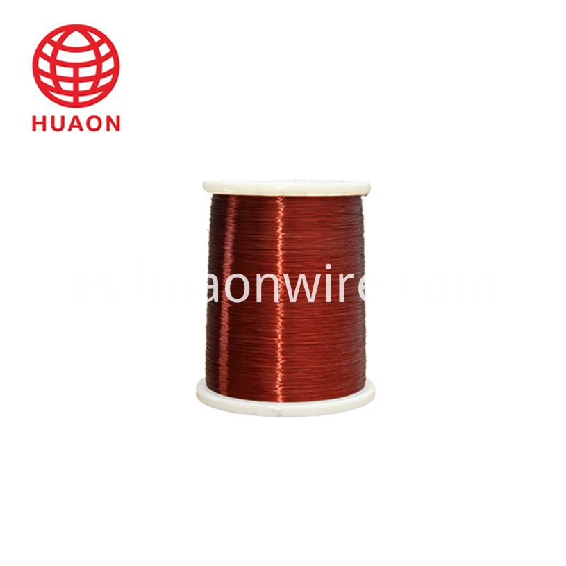 Square insulated copper wire