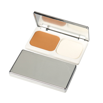 Hochwertiges Make-up gepresstes Puder Brighten Whitening Puder