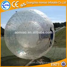 Gigante 2.8-3 m precios humanos hamster ball / zorb bolas para la venta