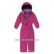 Casacos de esqui para crianças com uma sensação calorosa