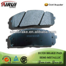 D1520 OE quality HYUNDAI H100 semi-metallic brake