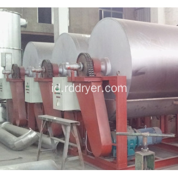 Hyg Rotating Barrel Drying Equipment untuk Rotating Material