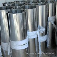 Fabricant de feuilles d'aluminium en rouleau