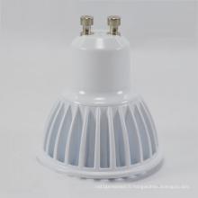 Lampe COB 3W / 5W LED GU10 / MR16 / E27 / Gu5.3 / E11 avec couvercle en verre