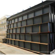 Construção de casa pré-fabricada da construção de aço