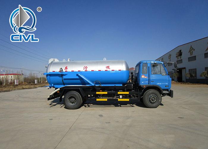 4x2 Sewage Suction Truck 1