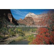 Landscape Edging pinturas de paisajes
