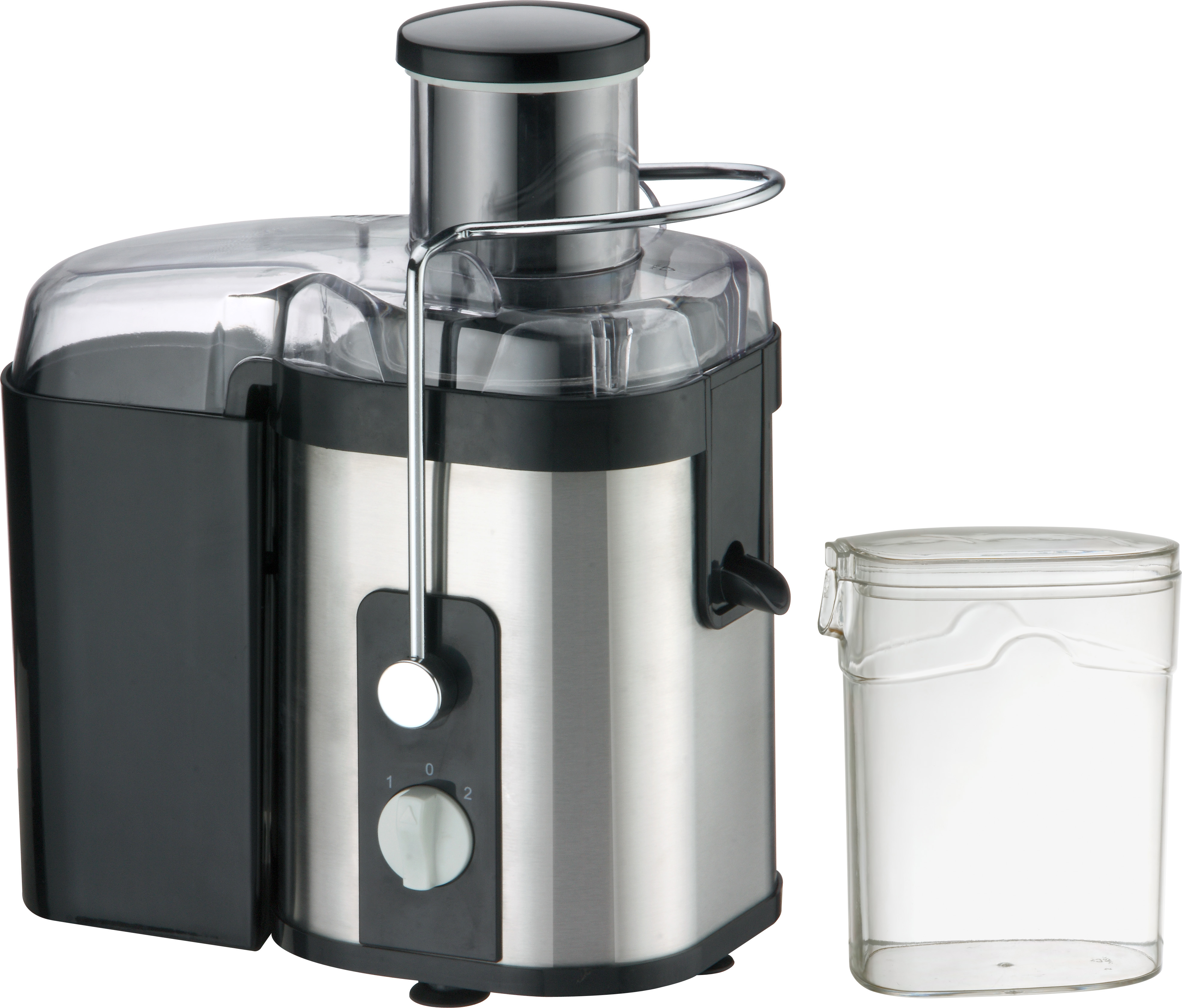 Metal Housing Power Juicer