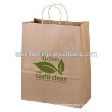 Promotional eco paper bag