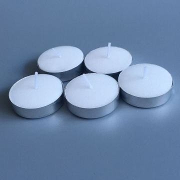 Tasse de tasse ronde TeaLight Candle Polybag emballage