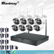 CCTV 8CH 720P Mara waya ta Wireless NVR