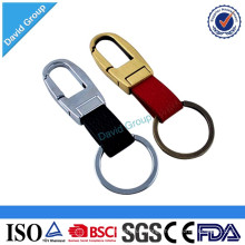 Wholesale Custom Promotional Cheap Custom Logo Lasered Metal Keychain