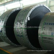 Tear Resistant Steel Core Conveyor Belt for Rubber Bucket Elevator