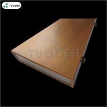 Brush Aluminum Interior Wall Caldding