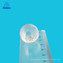 Haute qualité haute précision Diamètre 0.65mm à 200mm lentille de balle