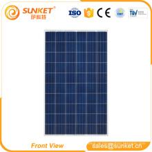 os módulos solares pequenos do pv da protuberância 240w 250wp do briquete chamam a qualquer momento aproximadamente