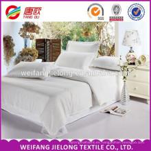 100% cotton satin stripe 300TC cotton fabric for home textile 1cm satin stripe 250 thread count cotton hotel design bedding set