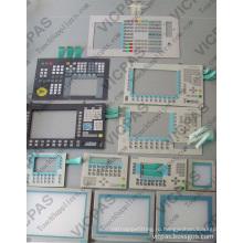 6AV3503-1DB10 OP3 membrane switch / membrane switch 6AV3503-1DB10 OP3