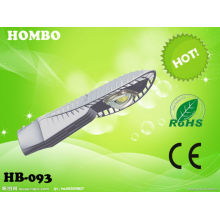 Excellent 20W~50W LED street light with aluminum lamp body , IP65 Bridgelux chip led street lighting manufactures