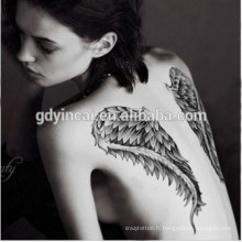 Petit bras de corps provisoire de tatouage sexy et autocollant de mode de main démontable imperméable