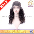 Holiday Gift Human Hair Short Afro Kinky Hair Lace Wig