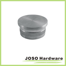 Architectural Railing Flat End Cap for Round Tubing (HSA403)