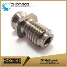 Halteknopf für CAT50-Werkzeughalter 45 ° -Zugbolzen