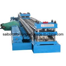 Máquina formadora de rolo ferroviário de trilhos da via expressa