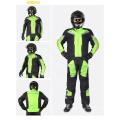 Unisex Chaqueta de montar de motocicleta Traje de motocicleta Pantalón de carreras Protector a prueba de agua Personalizar Motogp Racing Traje