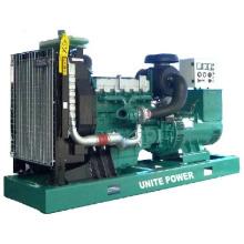 Generador diesel del motor de Volvo del tipo abierto 220kVA