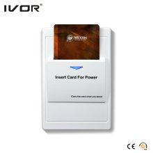 Energy Saver Key Card Power Switch für jede Karte Plastic Frame Us Standard (SK-ES2000N-US)