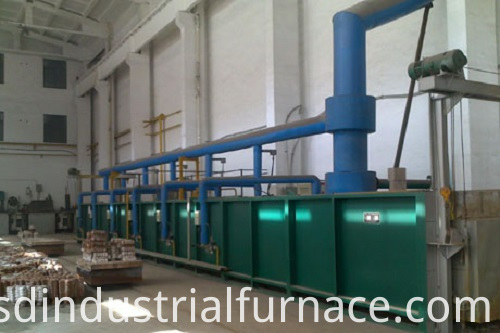 Mold Shell Roasting Furnace