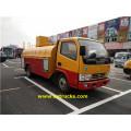 4X2 5000L Sewage Suction Tanker Trucks