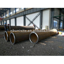 lsaw steel pipe with or without flanges(USB-2-013)