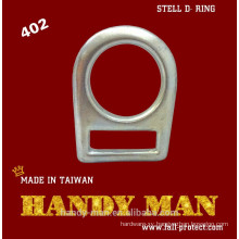 402 Full Circle Steel buckle D-ring