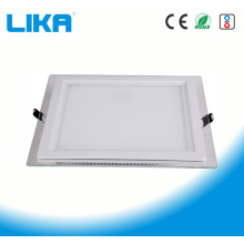 5W quadratische LED-Glasleuchte