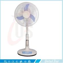 "Ventilador de suporte de 16 ""Ventilador de ventilação solar Ventilador de ventilador"