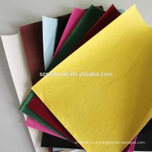 YIwu 100gsm coloridos Glitter papel cardstock reunindo