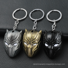 Wholesale movie accessories, car men's and women's bags, pendants, cartoon small gifts, panther keychains