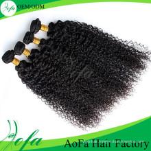 Hot Sale 7A Grade Virgin Hair Kinky Curly Wave