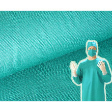 Cotton Plain 170GSM Hospital Medical Surgical Operation Doctor Fabric
