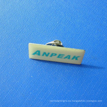 Nombre Etiqueta Etiqueta de desplazamiento Lapel Pin, insignia (GZHY-OP-025)