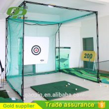 Cheap,classic golf swing net/golf practice net/golf practice nets and mats