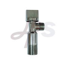 poignée en plastique laiton angle type valve