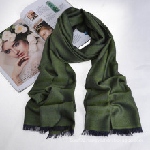 Ladies Silk Cashmere Scarf with Competitive Price High Quatity