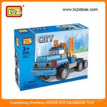 3DIY Pädagogik montiert Partikel klassischen Bausatz Bulldozer 3 Styles Block Kits Spielzeug für Kinder