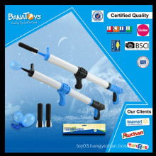 New products on china market space water gun with soft arrow and mini balloon